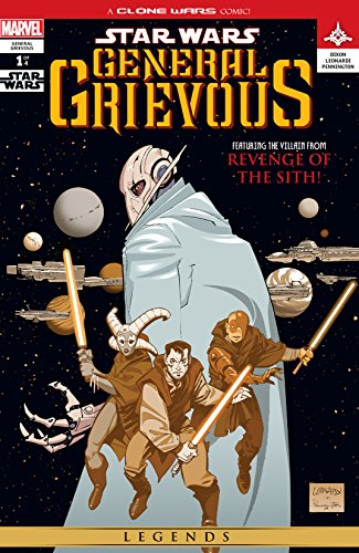 Star Wars: General Grievous (2005) #1 (of 4) ()