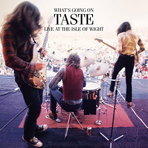 What's Going On: Taste Isle Of Wight 1970