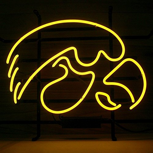 Iowa Hawkeyes Neon Light Price Compare