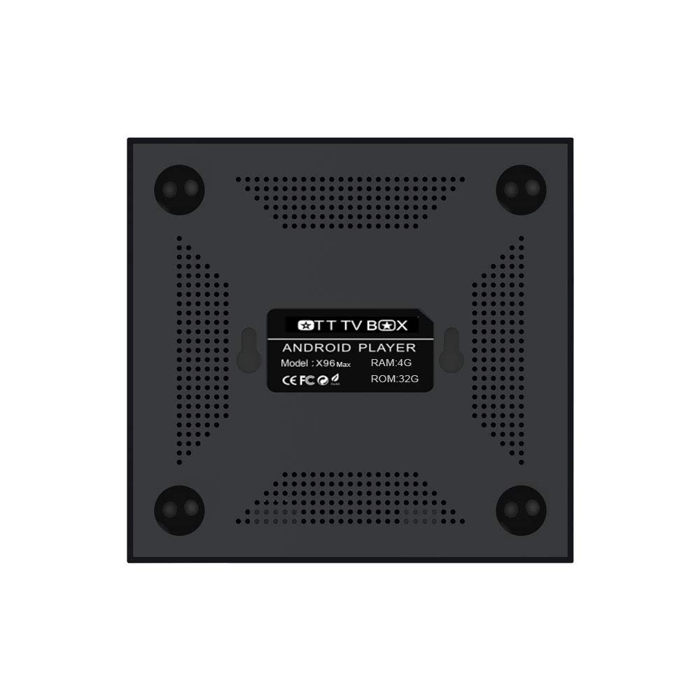 2GB RAM DroiX X96 Max Android 8.1 Oreo TV BOX Mini PC HTPC 16GB ROM Amlogic S905X2 2.0Ghz CPU X96M-2//16