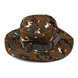 LoLa Ling Summer Men Sun Hat Foldable Casual Cap Bucket Hats for Travel Outdoor Fishing Hunting LXH