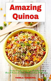 Amazing Quinoa Family Friendly Breakfast Gluten free ebook product image