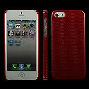 Funda dura Carcasa iPhone 5, 5S DeeBix Plastico Duro
