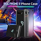 DDJ ASUS ROG Phone II Case, Frosted Ultra Slim
