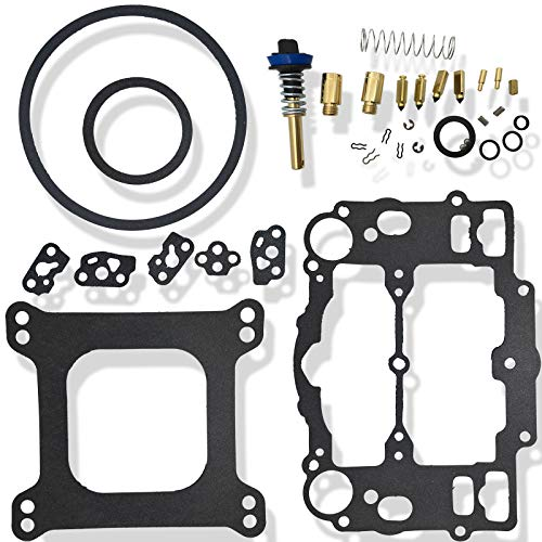(Carburetor Rebuild Kit Complete for Edelbrock 1405 1406 1407 Performer Series Carb Repair Pack)