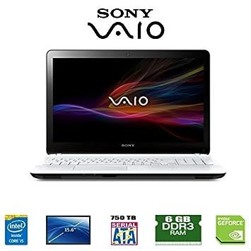 Sony Vaio SVF152A29M Intel Core i5-3337U 6 GB 750 GB GeForce GT 740M 15.6