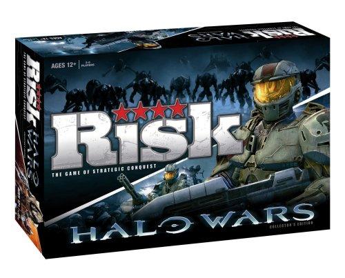 Risk Halo Wars Board Game
