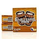 Double Barrel Surf Wax - Warm Water - 3 Pack