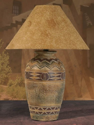 Superb Anthony California Southwest Table Lamp 30u0026quot;
