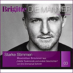 Odette Toulemonde und andere Geschichten (Brigitte Edition Männer 03)