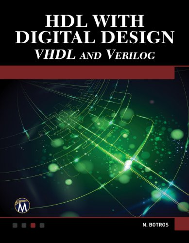 HDL with Digital Design (Engineering) by Mercury Learning & Information