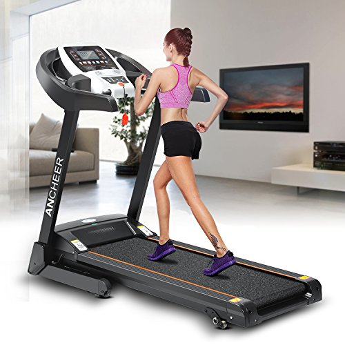 Golds Gym Treadmill Connect Bluetooth: APP Bluetooth Control Electric Folding Treadmill With