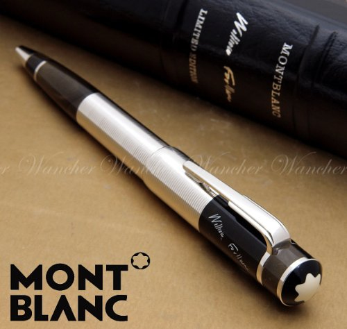 Montblanc Writers Series Limited Edition Bllpoint Pen - Miguel de Cervantes - Cervantes Series