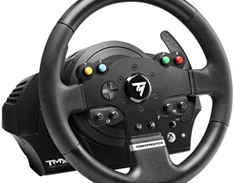 Thrustmaster TMX Force Feedback Volante PC,Xbox One Negro ...