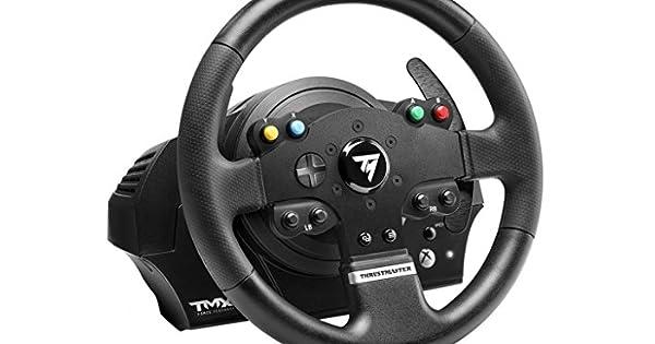Thrustmaster TMX Force Feedback Volante PC,Xbox One Negro ...