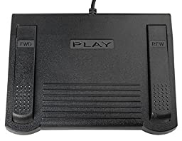Infinity IN-110 Foot Pedal for Norelco/Philips-DVI stations
