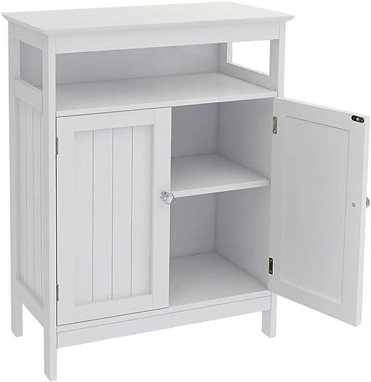 Amazon Com 23 62 X 11 81 X 31 49 Inch Sideboard Kitchen Storage Cabinet Bathroom Cabinet Multi Function Storage Cabinet White Kitchen Dining
