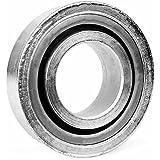 "RBC Heim Ball Bearing  RF122214AP  Flanged, Single Sealed, 0.750"" Bore, 1.375"" OD, 0.438"" Width"