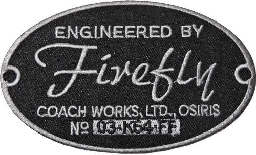 (SERENITY Movie Engineered by FIREFLY Coach Works 3 3/4