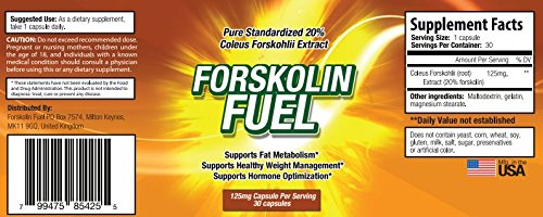 Image result for Forskolin Fuel
