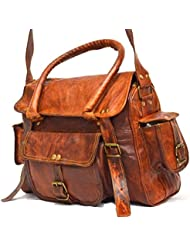 SKH Leather Genuine Leather Womens Bag /Handbag / Tote/purse/ Shopping Bag