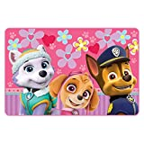 Nickelodeon Paw Patrol Girls ''Lively Pups'' Accent Rug - 30 inch x 46 inch