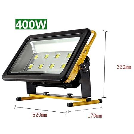 Xien Foco LED Proyector Luz De Inundación Sitio De Carga Cuadrado ...