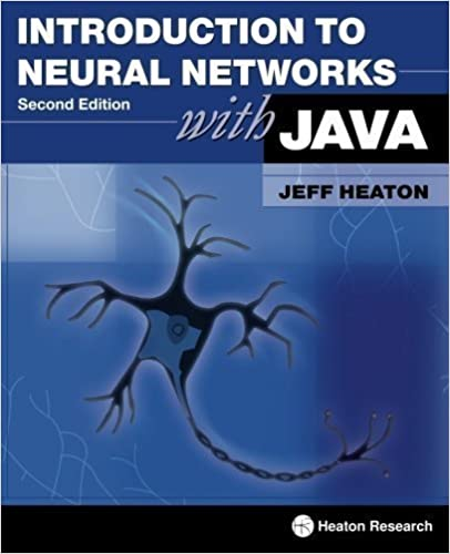 Book by Heaton, Jeff Introduction to Neural Networks for Java, 2nd Edition (2008)