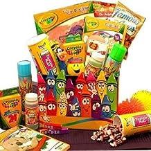 Great Gift Basket for Children Blast of Fun -Organic Stores