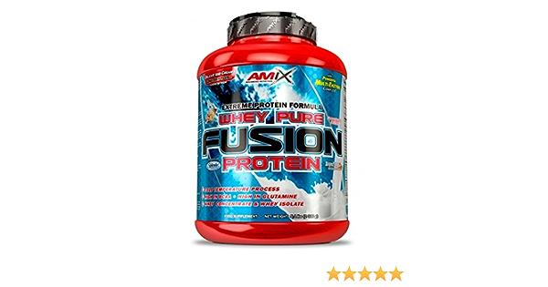 Amix Whey Pure Fusion 1 Kg Platano