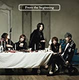 Thank you for all / From the beginning(初回生産限定盤B)(DVD付)