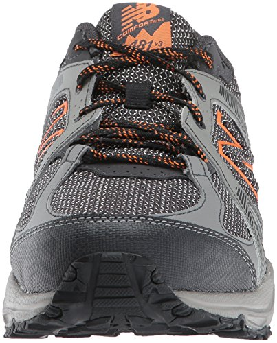 New Balance Men's 481V3 Cushioning Trail Running Shoe Grey Manchester cheap online outlet order fashionable sale online under $60 sale online 35o7Xke