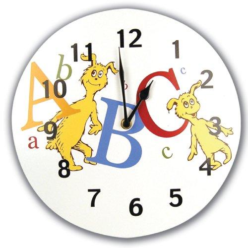 Trend Lab Seuss Wall Clock