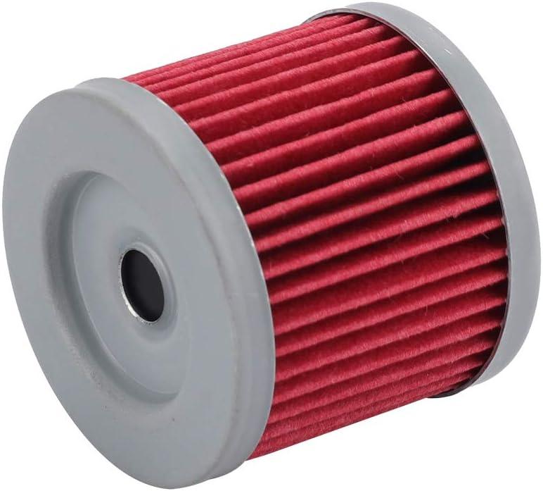 Wetenex 16510-05240 Oil Filter Replacement for HF131 Suzuki Hyosung