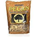 1 X Western Pecan Bbq Smoking Chips (180 Cu. In.)