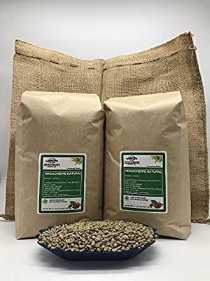 YIRGACHEFFE NATURAL ETHIOPIA Specialty-Grade – Fresh-Current-Crop – Unroasted Green Coffee Beans – Varietal: Arabica, Indigenous Heirloom Cultivars – Natural Process