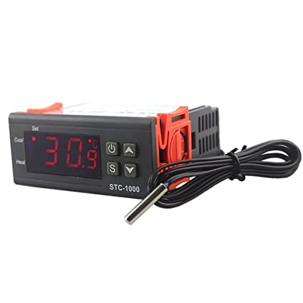 Buy Aspiredeal Temperature Controller STC 1000 Digital Outlet