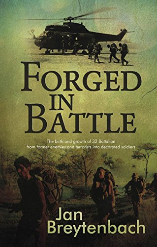 Forged in Battle por Jan Breytenbach