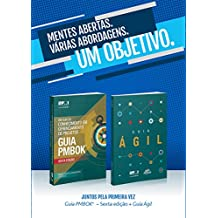 A Guide to the Project Management Body of Knowledge (PMBOK(R) Guide-Sixth Edition / Agile Practice Guide Bundle (BRAZILIAN PORTUGUESE) (Portuguese Edition)