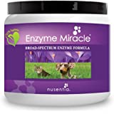 Enzyme Miracle | Pet Enzymes (Advanced Plant-Based Powder) - 100 Servings - Systemic & Digestive Enzymes - Natural Supplement