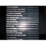 Time Life - The Epic of Flight, 23 Volumes