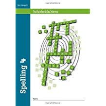 Spelling Book 4 (of 6): Key Stage 2, Year 3 - 6 (Teacher's Guide and Resource Book available separately) by Carol Matchett (15-Jul-2013) Paperback