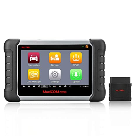 Autel MaxiCOM MK808TS TPMS Programming Tool Scanner with Full TPMS Service  All Systems Diagnoses Multiple Reset Services (Same as
