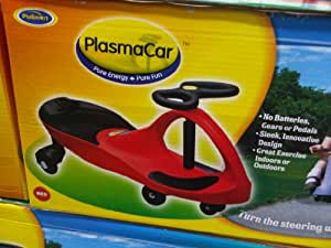 Plasmacar Childrens Ride on Toy