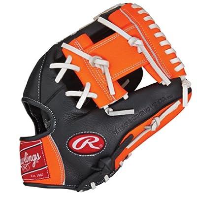 Rawlings RCS Custom Series 11.5 Inch RCS115NO Baseball Glove
