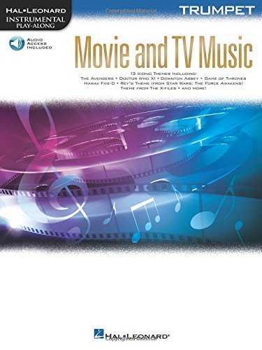 (Movie and TV Music for Trumpet: Instrumental Play-Along  Series (Hal Leonard Instrumental Play-Along))