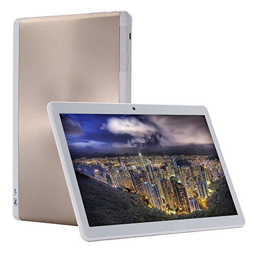 KuBi Newest 10 Inch Andriod Tablet, Wifi Tablet IP...