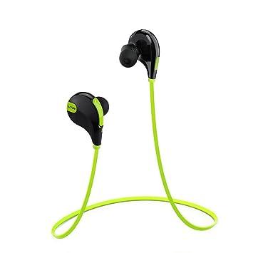 Vtin - Auriculares deportivos inalámbricos con Bluetooth 4.0 estéreo, manos libres