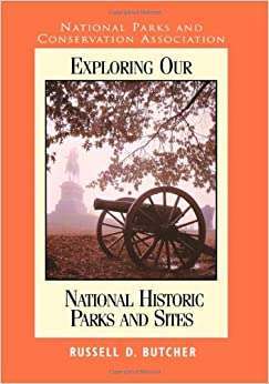 Book Exploring Our National Parks and Sites