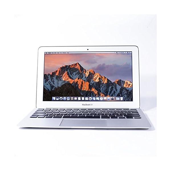 Apple MacBook Air 11.6-Inch Laptop Core i7 2.0GHz (MD845-BTO/CTO), 8GB Memory, MacOS 10.12 Sierra (Refurbished) 1